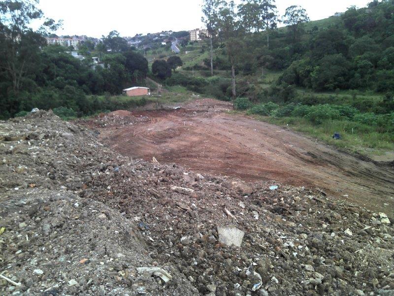 Projeto de terraplenagem para loteamentos