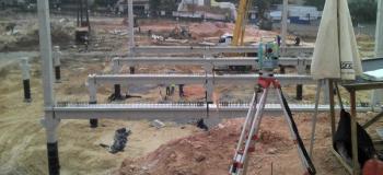 Empresa de demarcação de terreno